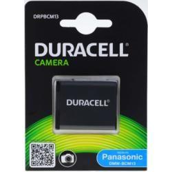 Duracell baterie pro Panasonic Lumix DMC-FT5 originál (doprava zdarma u objednávek nad 1000 Kč!)