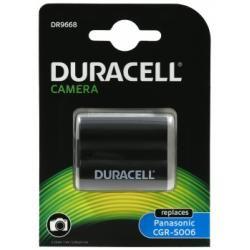 Duracell baterie pro Panasonic Typ CGR-S006 originál (doprava zdarma u objednávek nad 1000 Kč!)