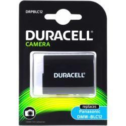 Duracell baterie pro Panasonic Typ DMW-BLC12 originál (doprava zdarma!)