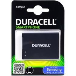 Duracell baterie pro Samsung GT-S7500 originál (doprava zdarma u objednávek nad 1000 Kč!)