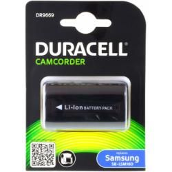 Duracell baterie pro Samsung VP-D351 originál (doprava zdarma u objednávek nad 1000 Kč!)