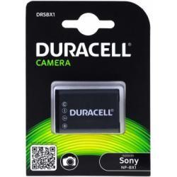 Duracell baterie pro Sony Cyber-shot DSC-RX100 / Typ NP-BX1 1090mAh originál (doprava zdarma u objednávek nad 1000 Kč!)