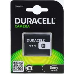 Duracell aku baterie pro Sony Cyber-shot DSC-TX9 originál (doprava zdarma u objednávek nad 1000 Kč!)