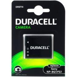 Duracell baterie pro Sony Typ NP-FG1 originál (doprava zdarma u objednávek nad 1000 Kč!)