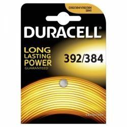 Duracell knoflíkové články SR41 1ks balení originál (doprava zdarma u objednávek nad 1000 Kč!)