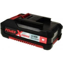 Einhell aku Power X-Change Li-Ion 18V 2,0Ah pro Power X-Change Geräte originál (doprava zdarma!)