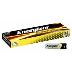 Energizer Industrial alkalická LR6 / EN91 AA tužková baterie 10ks balení originál (doprava zdarma u objednávek nad 1000 Kč!)