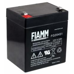 FIAMM Blei-aku, náhradní aku kompatibilní s COMPAQ R5500XR HPC-R5500XR AGM UPS originál FIAMM