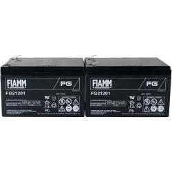 FIAMM náhradní baterie pro APC RBC 6 originál (doprava zdarma!)