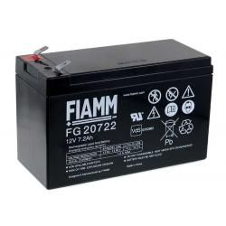 FIAMM náhradní baterie pro UPS APC Back-UPS BK350-GR originál (doprava zdarma u objednávek nad 1000 Kč!)