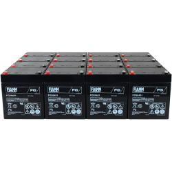 FIAMM náhradní aku baterie pro UPS APC Smart-UPS RT 6000 RM originál (doprava zdarma!)