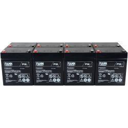 FIAMM náhradní baterie pro UPS APC Smart-UPS XL Modular 1500 Rackmount/Tower originál (doprava zdarma!)