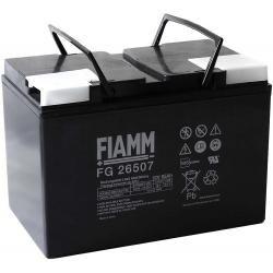 FIAMM olověná baterie 12V 65Ah originál (doprava zdarma!)