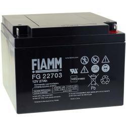 FIAMM olověná baterie FG22703 Vds originál (doprava zdarma!)