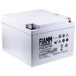 FIAMM olověná baterie FGC22705 ( hluboký cyklus) originál (doprava zdarma!)