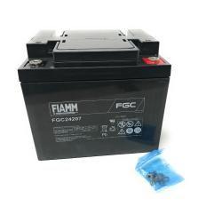 FIAMM olověná baterie FGC24207 ( hluboký cyklus) originál (doprava zdarma!)