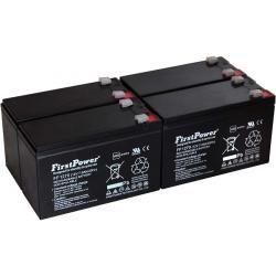 FirstPower náhradní baterie pro UPS APC Smart-UPS SURT1000XLI 7Ah 12V originál (doprava zdarma!)