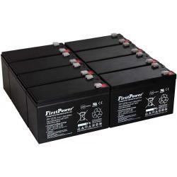 FirstPower náhradní baterie pro UPS APC Smart-UPS XL 3000 RM 3U 7Ah 12V originál (doprava zdarma!)