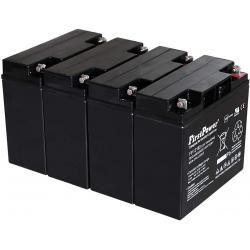 FirstPower náhradní baterie pro YUASA NP18-12 12V 18Ah VdS (doprava zdarma!)