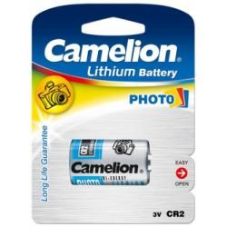 Foto baterie Camelion CR2 1ks balení originál (doprava zdarma u objednávek nad 1000 Kč!)