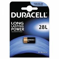 foto baterie Duracell Typ PX28L 1ks balení originál (doprava zdarma u objednávek nad 1000 Kč!)