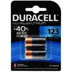 Foto baterie Duracell Ultra 123 CR123A DL123A RCR123 2ks balení originál (doprava zdarma u objednávek nad 1000 Kč!)