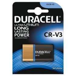 foto baterie Duracell Ultra M3 Typ CR-V3 1ks balení originál (doprava zdarma u objednávek nad 1000 Kč!)