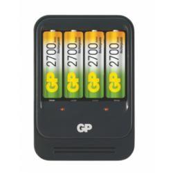 GP nabíječka baterií PB570 + 4AA NiMH2700 (doprava zdarma u objednávek nad 1000 Kč!)