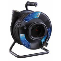 gumový prodlužovací kabel na bubnu - spojka 50m (doprava zdarma!)