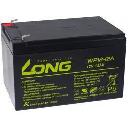 KungLong náhradní baterie pro Kinderfahrzeuge Jeep Hummer 12V 12Ah (doprava zdarma u objednávek nad