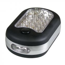 LED svítilna 24+3 diody - na magnet i zavěšení (doprava zdarma u objednávek nad 1000 Kč!)