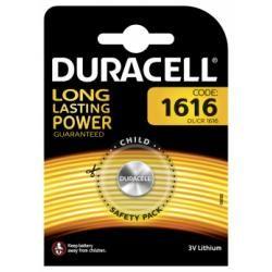 lithiové knoflíkové články Duracell DL1616 1ks balení originál (doprava zdarma u objednávek nad 1000 Kč!)