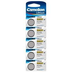 litiový knoflíkový článek Camelion CR2016 5ks balení originál (doprava zdarma u objednávek nad 1000 Kč!)
