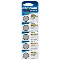 litiový knoflíkový článek Camelion CR2025 5ks balení originál (doprava zdarma u objednávek nad 1000 Kč!)
