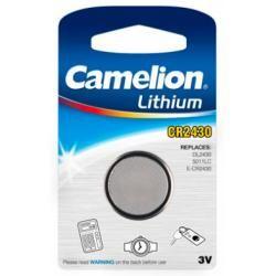 litiový knoflíkový článek Camelion CR2430 1ks balení originál (doprava zdarma u objednávek nad 1000 Kč!)