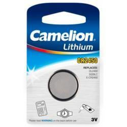litiový knoflíkový článek Camelion CR2450 1ks balení originál (doprava zdarma u objednávek nad 1000 Kč!)