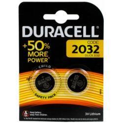 litiový knoflíkový článek Duracell CR2032 DL2032 ED2026 2ks balení originál (doprava zdarma u objednávek nad 1000 Kč!)
