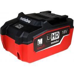 Metabo baterie pro Inox-úhlová bruska W 18 LTX 125 5,5Ah originál (doprava zdarma!)