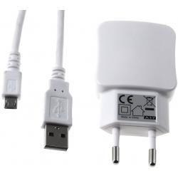 nabíjecí adaptér s 2x USB 2,1A vč. kabel pro Samsung Galaxy S4 / S4 mini (doprava zdarma u objednávek nad 1000 Kč!)