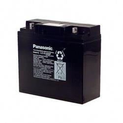 Olověná baterie Panasonic LC-P1220P 12V 20Ah (doprava zdarma!)