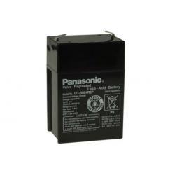 Olověná baterie Panasonic LC-R064R5P 6V 4,5Ah (doprava zdarma u objednávek nad 1000 Kč!)
