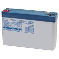 Olověná baterie SLA 6V/7Ah (doprava zdarma u objednávek nad 1000 Kč!)
