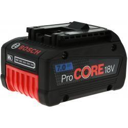 originál aku Bosch ProCORE18V pro Bosch Typ 2607336170 18V 7,0Ah Li-Ion originál (doprava zdarma!)