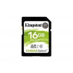 paměťová karta Kingston SDHC 16GB blistr UHS-I Class 10 (doprava zdarma u objednávek nad 1000 Kč!)