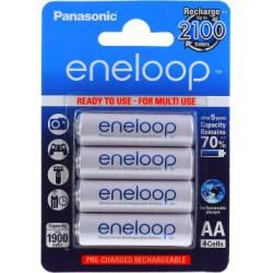 Panasonic eneloop AA tužková 1900mAh NiMH 4ks balení originál (doprava zdarma u objednávek nad 1000 Kč!)