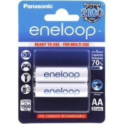 Panasonic eneloop aku AA 2ks-balení (BK-3MCCE/2BE) originál (doprava zdarma u objednávek nad 1000 Kč!)