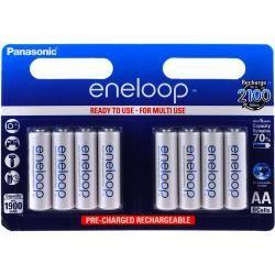 Panasonic eneloop aku AA BK-3MCCE - 8ks balení originál (doprava zdarma u objednávek nad 1000 Kč!)