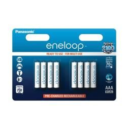 Panasonic eneloop aku AAA 8ks-balení (BK-4MCCE/8BE) originál (doprava zdarma u objednávek nad 1000 Kč!)