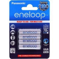 Panasonic eneloop HR-4UTG mikro tužková AAA 750mAh NiMH 4ks balení originál (doprava zdarma u objednávek nad 1000 Kč!)