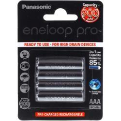 Panasonic eneloop Pro aku AAA - 4ks-balení (BK-4HCCE/4BE) originál (doprava zdarma u objednávek nad 1000 Kč!)